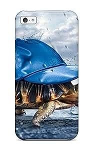 AmandaMichaelFazio HbLxLle7790OlRqf Protective Case For iPhone 6 4.7(funny Turtle )