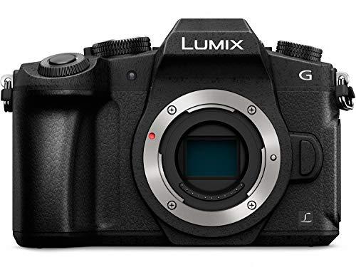 PANASONIC LUMIX G85 Body 4K Mirrorless Camera, Inbody Dual I.S 2.0, 16 Megapixels, 3 Inch Touch LCD, DMC-G85KBODY (USA Black) (Certified Refurbished)