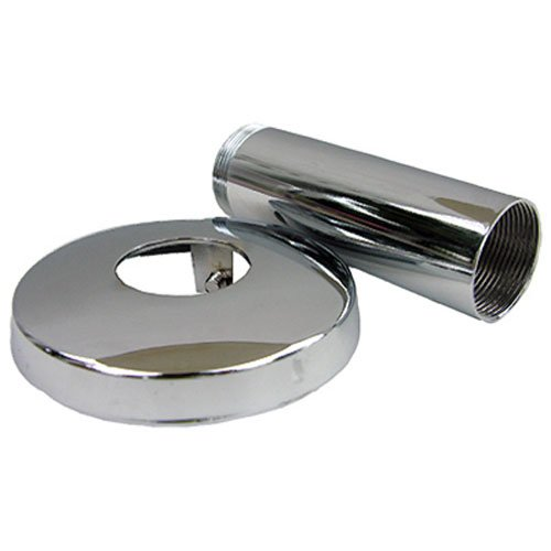 LASCO 03-1659 New Style Chrome Tube and Flange Fits Sterling Brand
