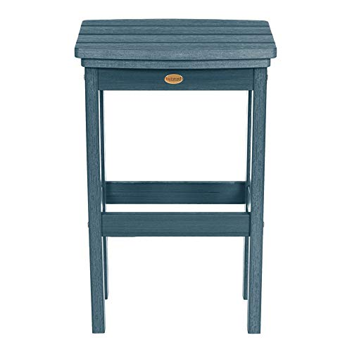 Chr Bar (Highwood AD-CHR-KS3-NBE Lehigh Bar Height Stool, Nantucket Blue)