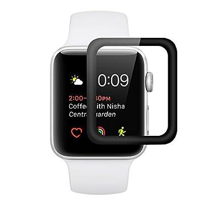 Apple Watch 3D Glass Screen Protector 38MM 42MM