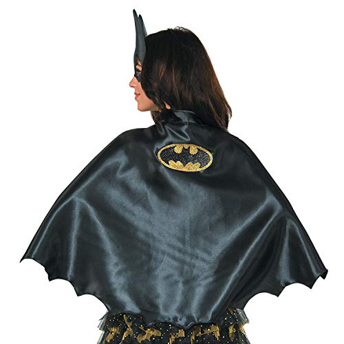 Fun Express - Rb Adult Batgirl Cape for Halloween - Apparel Accessories - Costume Accessories - Misc Costume Accessories - Halloween - 1 Piece -