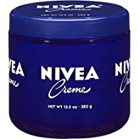 (3 Pack) Nivea Moisturizing Creme 13.5 oz/ 382g Glass Jar in Package Fresh and Authentic...