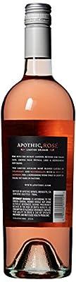 2016 Apothic Limited Release California Rosé Wine 750mL