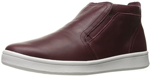 Mark Nason Los Angeles Womens Uptown Fashion Sneaker Burgundy