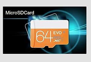 ARBUYSHOP Nuevo 2015 clase de tarjeta de memoria de calidad superior 128MB 4GB 8GB 16GB 32GB de la tarjeta del TF 6-10 SDHC Micro SD de memoria Tarjetas de regalo BT4