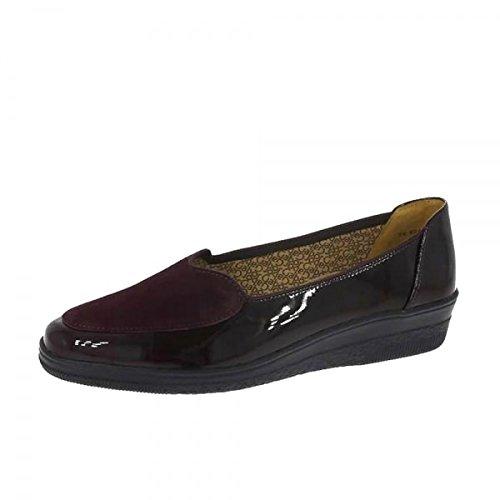 Gabor Comfort Shoes Comfort Basic, Basic, Derbys Merlot Femme Merlot (88) cd6fe69 - shopssong.space