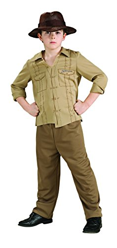 Child Indiana Jones Costume - size Small - Deluxe Kids Indiana Jones Costumes