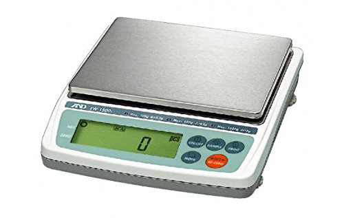 A&D Weighing EK-120I Portable Balance, 120g x 0.01g