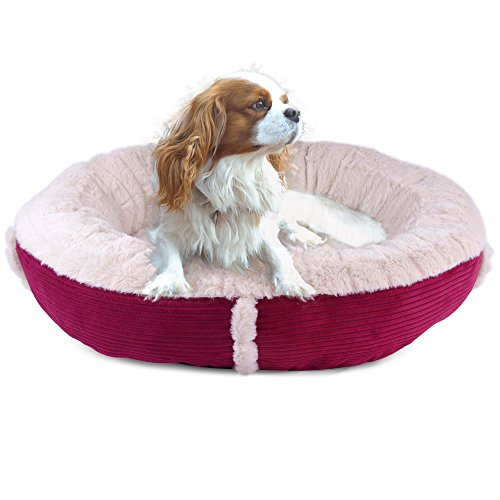Corduroy Oval Bed - 5