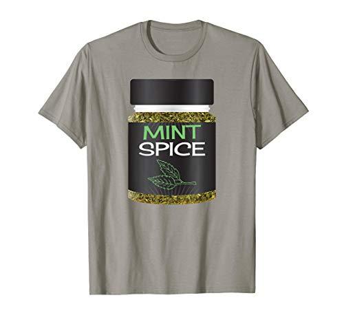 Mint Spice Rack Girls Matching Halloween Costume Shirt -