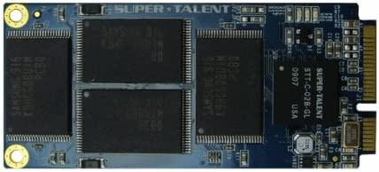 Super Talent - Unidad de estado sólido 32 GB Mini PCIe MLC SATA ...