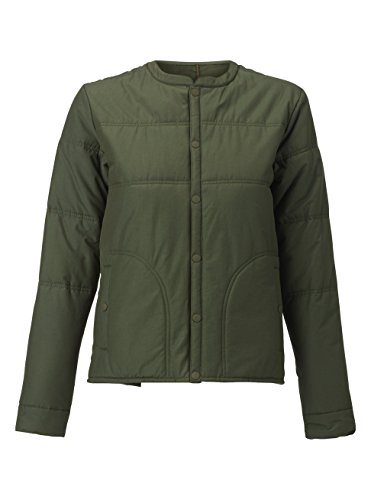 Burton Women's Arliss Insulator Jacket, Forest Night, Medium ()