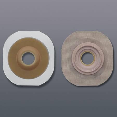 MCK14904900 - Ostomy Barrier FlexTend Pre-Cut, Extended Wear Tape 1-3/4 Inch Flange Green Code 3/4 Inch Stoma ()