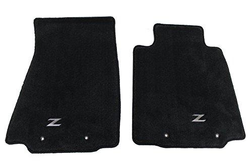 Genuine Nissan Accessories 999E2-ZV002 Premium Carpeted Floor Mat