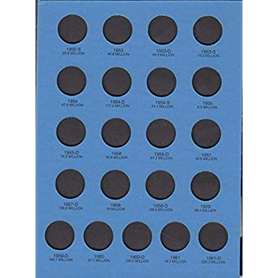 Whitman U.S. Jefferson Nickel Coin Folder 1938-1961 Vol. 1 #9009: Toys & Games