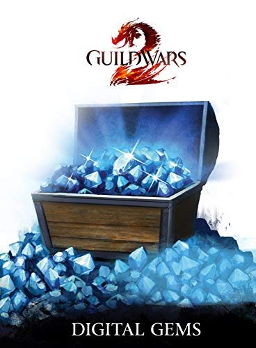 Guild Wars 2, Gems - 2000 - [Online Game Code]