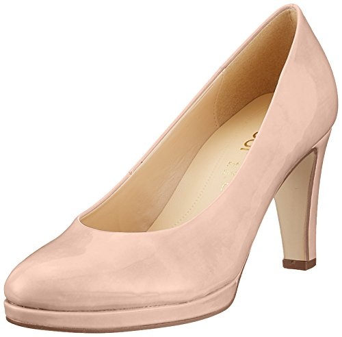 Gabor Damen Fashion Pumps Mehrfarbig (Antikrosa)