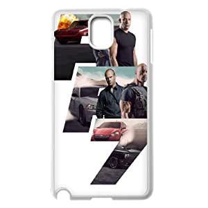 Furious 7 Case Customized for Samsung Galaxy Note 3 N9000