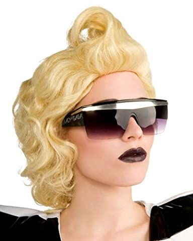 Lady Gaga Retro Glasses - Morris Care Bear Costume