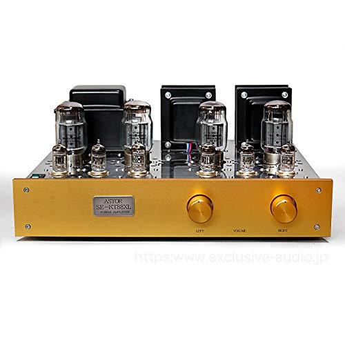 アストロ電子企画 SE-KT88XL 真空管プッシュプルパワーアンプ B07KKDZ89Y