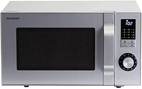 Microondas Simple Sharp – R 344 S (calidad (Certificado): Amazon ...