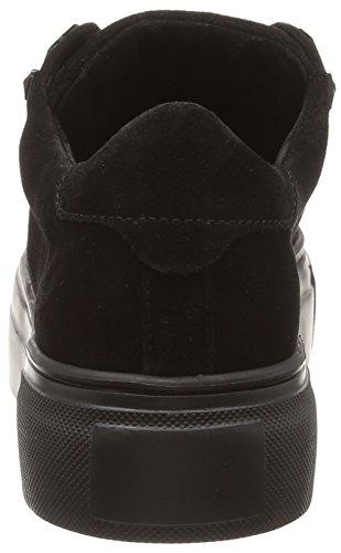 Schwarz Black para Schmenger Zapatillas Negro Big Kennel 440 Sohle Mujer und Schwarz q70pRHwS