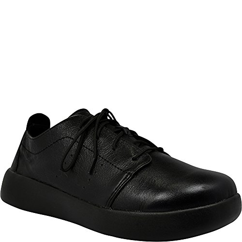 SoftScience Mens Pro-Lace Work Shoe Black 30TTG4ht8