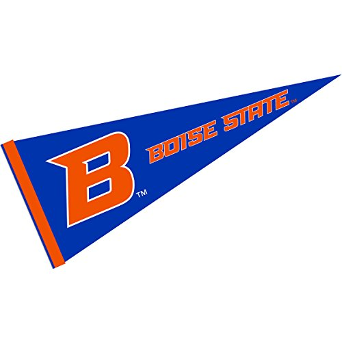 College Flags and Banners Co. Boise State B Logo Pennant