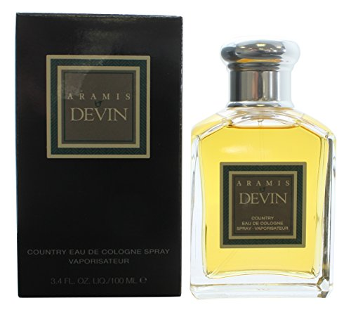 Aramis Devin By Aramis Country Eau De Cologne Spray 3.4 Oz Spray