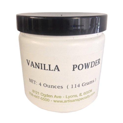 Vanilla Powder 4 Oz