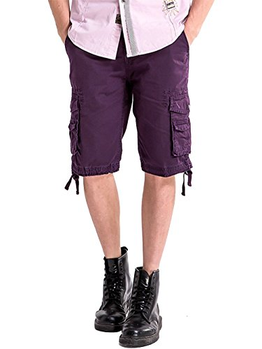 INFLATION Shorts Bermuda Drawstring Multi pockets product image