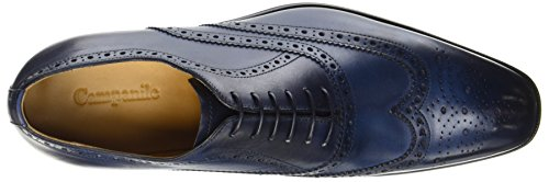 CAMPANILE Zapatos Oxford  Azul EU 42.5