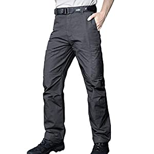 FREE SOLDIER Tactical Pants Mens Cargo Trousers Camping Explorer Water Resistance Pants 20