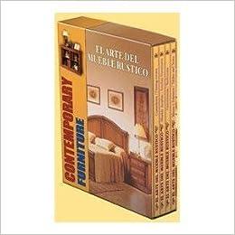 El Arte Del Mueble Rustico + Cd-rom. Precio En Dolares: EDICIONES ...