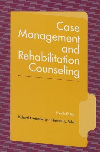 Case Management+Rehab.Counseling