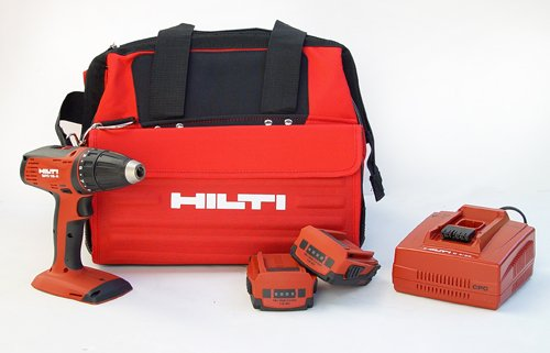 Hilti 03474876 SFC 18-A CPC 18-volt Cordless Compact Drill/Driver with Tool Bag and Keyless ()