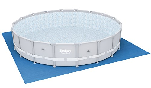 - Bestway Ground Cloth for 18' Round Pools