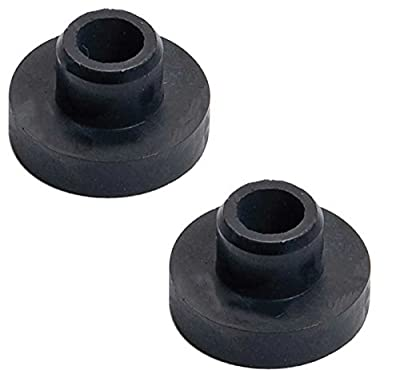 Lawnmowers Parts & Accessories Universal Gas Fuel Tank Grommet Lawn Mower Tractor Zeroturn Generator 2 Pack SHIP FROM THE USA