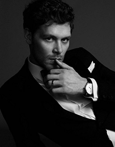 Joseph Morgan Actor Star Fabric Cloth Rolled Wall Poster Print -- Size: (32