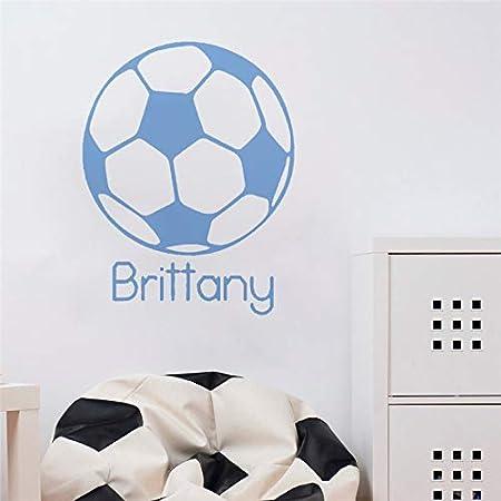 jiuyaomai Tatuajes de Pared Balón de fútbol de fútbol Deporte ...