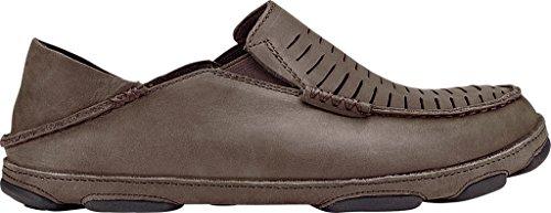 Olukai moloa Kohana II–Zapatos de Hombre Darkwood/Darkwood
