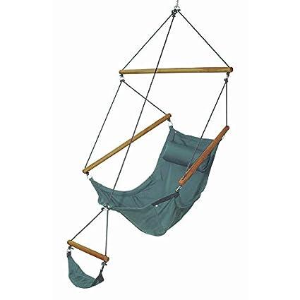 Amazon.com: Byer Amazonas - Hamaca para sillón, color verde ...
