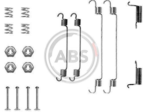 ABS All Brake Systems 0737Q - Kit Accessori, Ganasce Freno ABS All Brake Systems bv