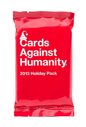 Cards Against Humanity: 2013 Holiday Pack (Cards Against Humanity 12 Days Of Holiday Bullshit)