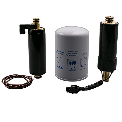 maXpeedingrods Electric Fuel Pumps for VOLVO PENTA 3860210 21545138 w/filter 4.3 5.0 5.7 GXI