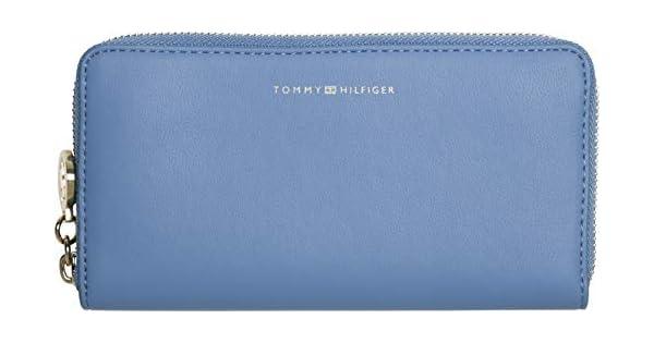 Amazon.com: Tommy Hilfiger - Monedero grande con cremallera ...