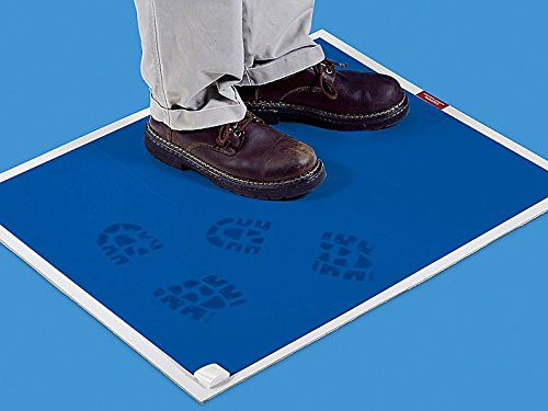 60 Sheets 24x36 Clean Mat with Frame