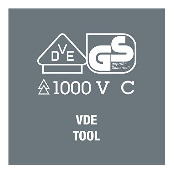 Wera - 5347108001 347108 Kraftform Kompakt VDE 60 i/62 i/68 i/18 Insulated Blade Set 41FqplTlR2L. SS555