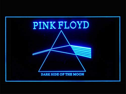 Pink Floyd Rock Bar Pub Led Light Sign
